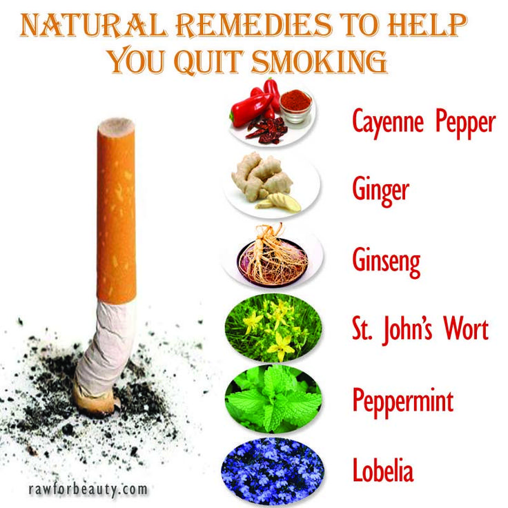 Quit smoking remedies. I wonder if these actually work or if they are a myth. guess I would have to try them to find out.