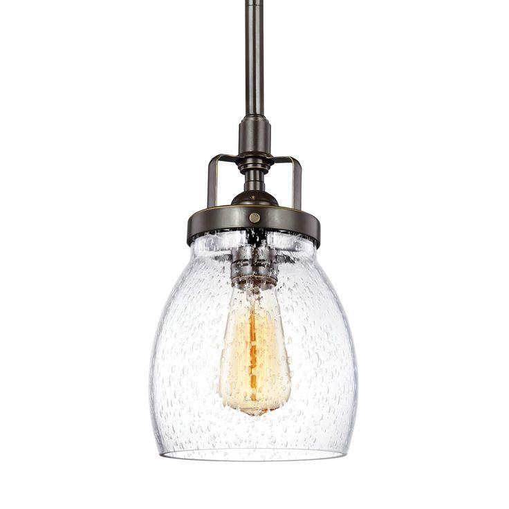 Trent Austin Design® Seiling 1-Light Mini Pendant