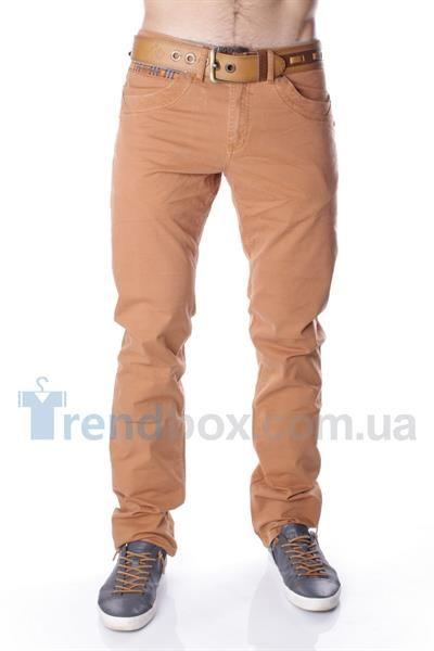 Заказать коричневые джинсы в украине