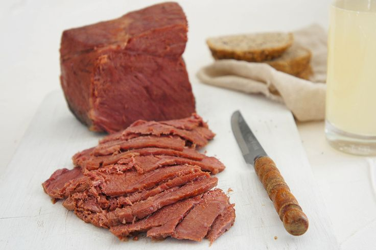 """Slow Cooker Corned Beef in Ginger Beer: """"I have used this recipe for years and…"""