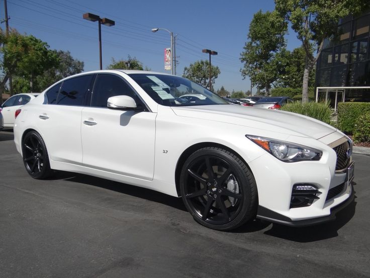 STILLEN customized Infiniti Q50