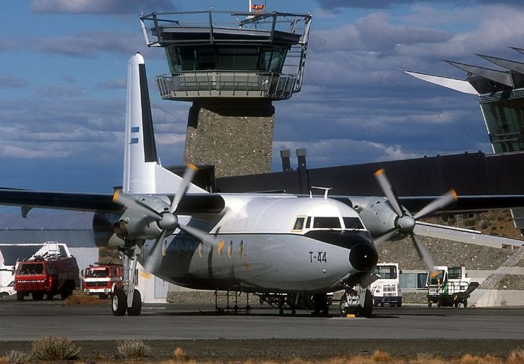 LADE Fokker F27