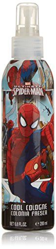 Marvel Ultimate Spider Man for Kids Cool Cologne Spray, 6.8 Ounce -- For more information, visit