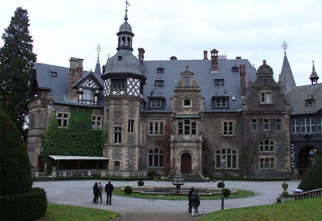 Landgrave Castle, Marburg Germany – Architecture Revived