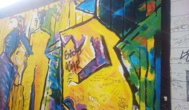 Berlin, East Side gallery, Berlin Wall, Graffiti, Wall Art | Berlin ...