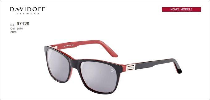 Okulary przeciwsłoneczne Davidoff 97129 col. 6676