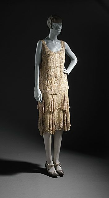 Evening dress    1926    The Los Angeles County Museum of Art  #1920s