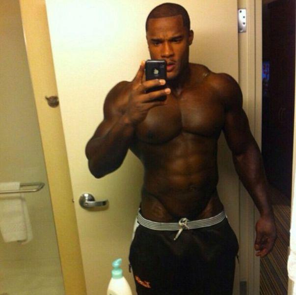 Pics of sexy black men