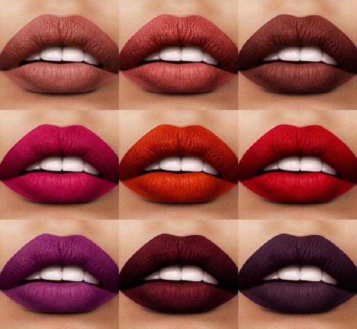 Pat McGrath | Lust MatteTrance collection | sephora | beauty | lipstick | matte lipstick look #lipstickcolor