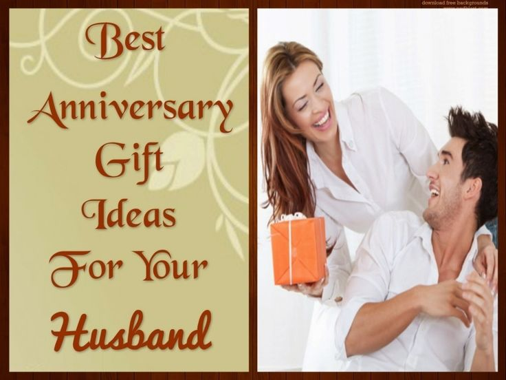 Best Gift For Wedding Anniversary For Husband