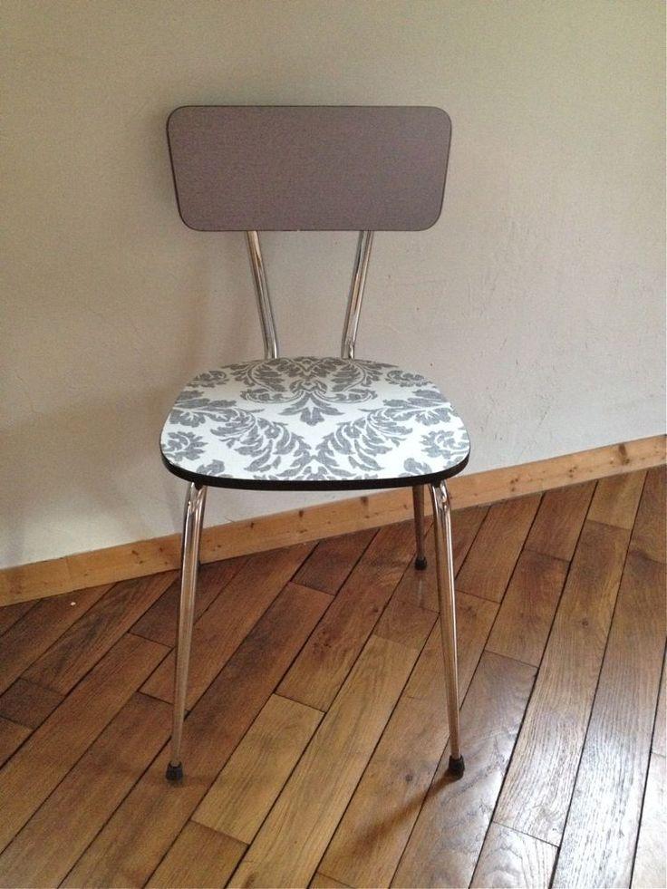 les meilleures images du tableau dco sur pinterest intrieur et vivre with customiser chaise formica. Black Bedroom Furniture Sets. Home Design Ideas