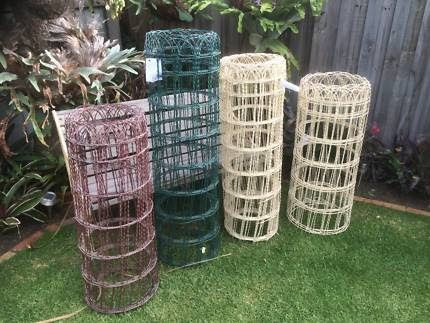 45 best Woven Wire (Ornamental Loop) Fences & Gates images on ...