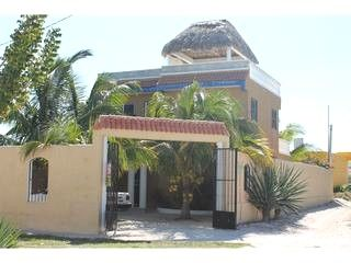 Casa Maya Chelem, Yucatan Mexico