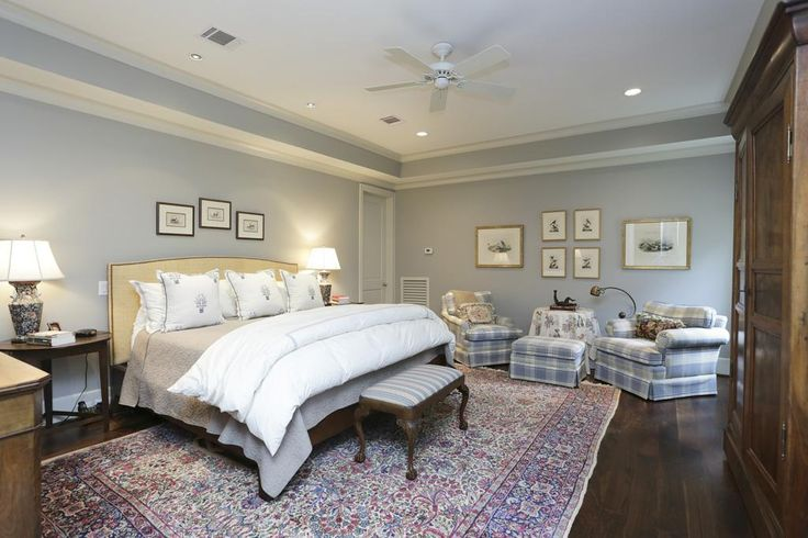 Relaxing Master Bedroom Tanglewood Paints And Color