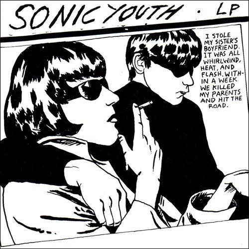 Sonic Youth-goo One of my fave album