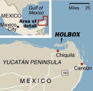 Isla Holbox, Quintana Roo México