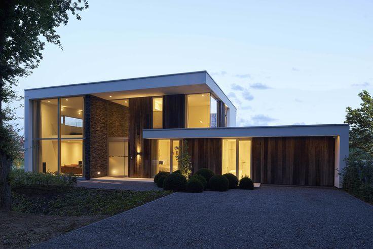 Villa N-house in Dorst bij Breda