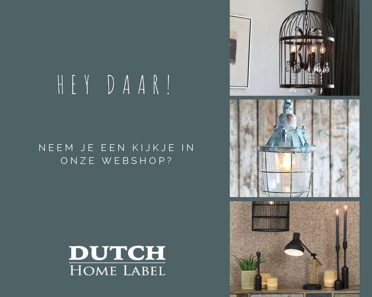 Volgende week gaat de laatste week van de zomervakantie in. Een goed moment om je interieur nog even een update te geven met de mooiste producten van Dutch Home Label! Bezoek nu onze website: https://dutchhomelabel.nl/
