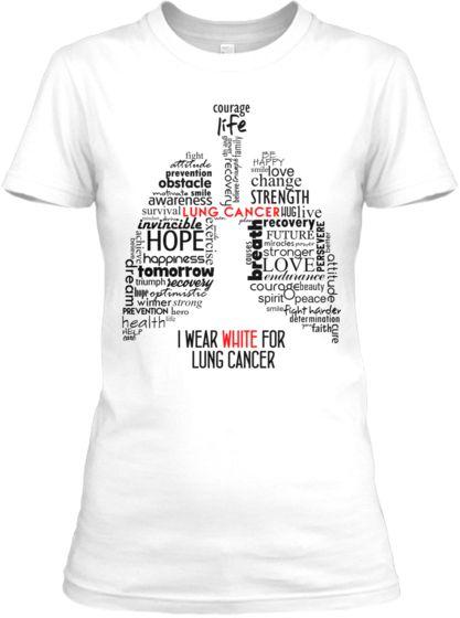 Lung Cancer Awareness! | Teespring