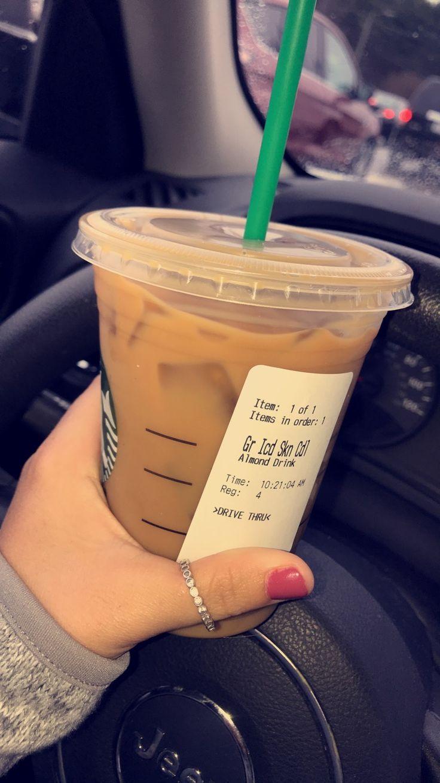 60 Calorie Starbucks Drink Grande Iced Skinny Cinnamon