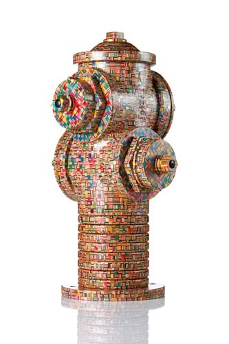 Fire Hydrant by Haroshi