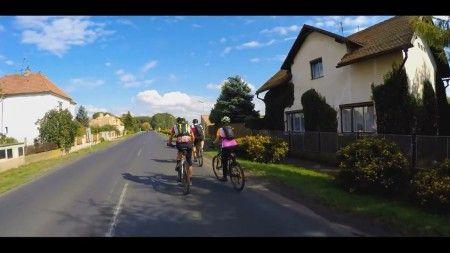 Cyklostezka Ohře - část 5. etapy Louny – Libochovice – Litoměřice