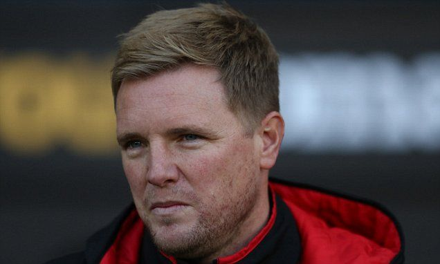 Bournemouth boss Eddie Howe looks for Southampton rivalry