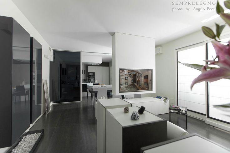 Automation. Italian Minimalist Design. Arredamento living di design ...