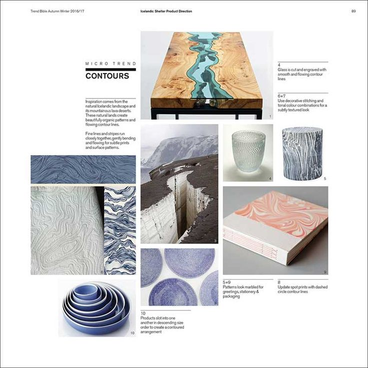 Trend Bible Home and Interior Trends A/W 2016/2017 | mode...information GmbH