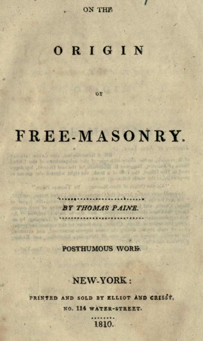 Masonic Books Pdf