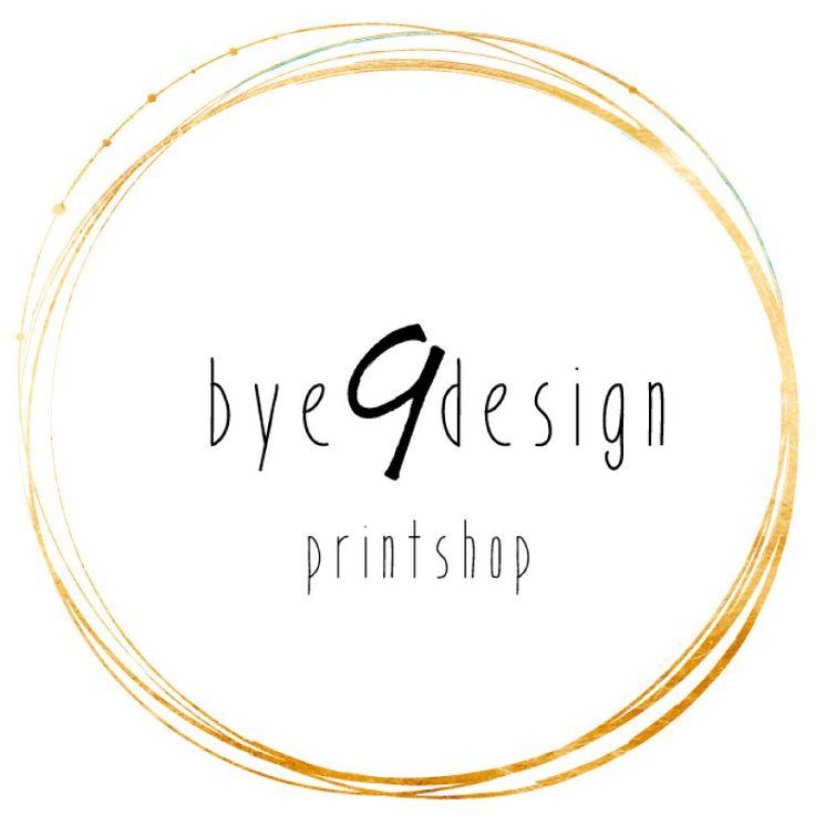 Nyheter og tilbud fra bye9design printshop