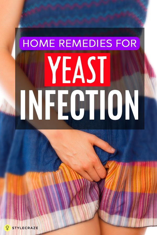 11 Effective Home Remedies For Yeast Infection