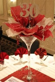 25 Best Ideas About Martini Glass Centerpiece On