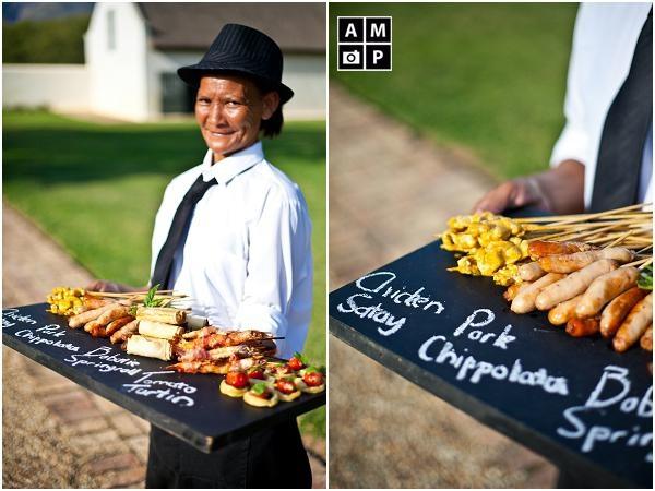 Platter company idea inspiration-I like the chalk look -food platter
