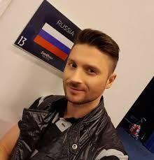 Výsledek obrázku pro Sergey Lazarev