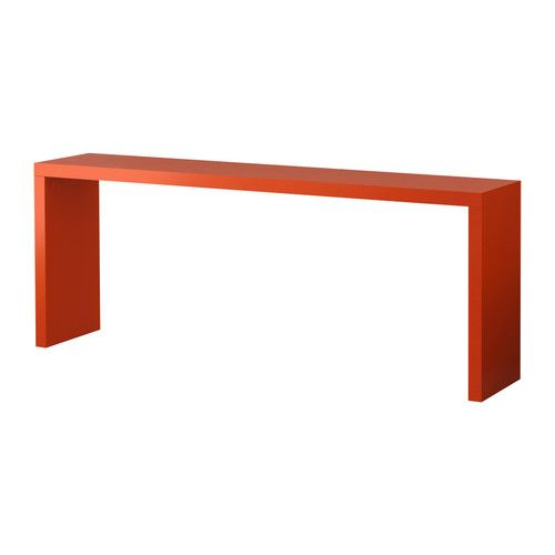 Malm occasional table you can pull it over your bed so - Ikea table appoint ...