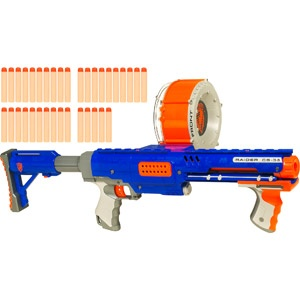 Nerf: N-Strike - Raider CS-35, $29.98 at Walmart