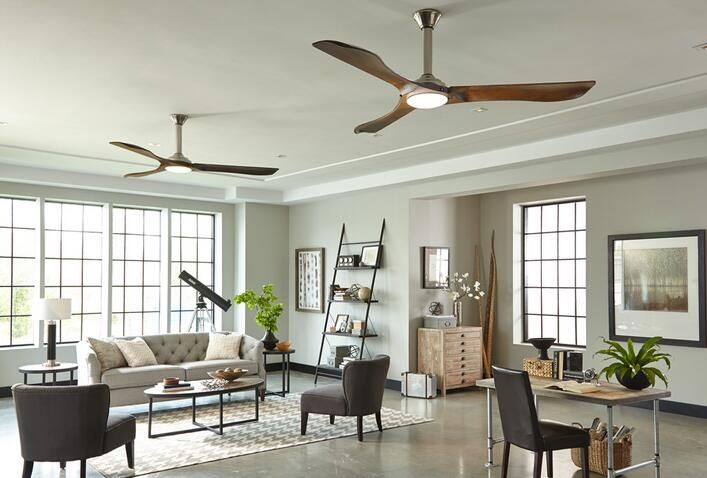 Living Room Selecting Best Ceiling Fan Fit Your Large Gray Sectional Sofa Costco Furniture Houston All White Set Full Grain Leather Aico