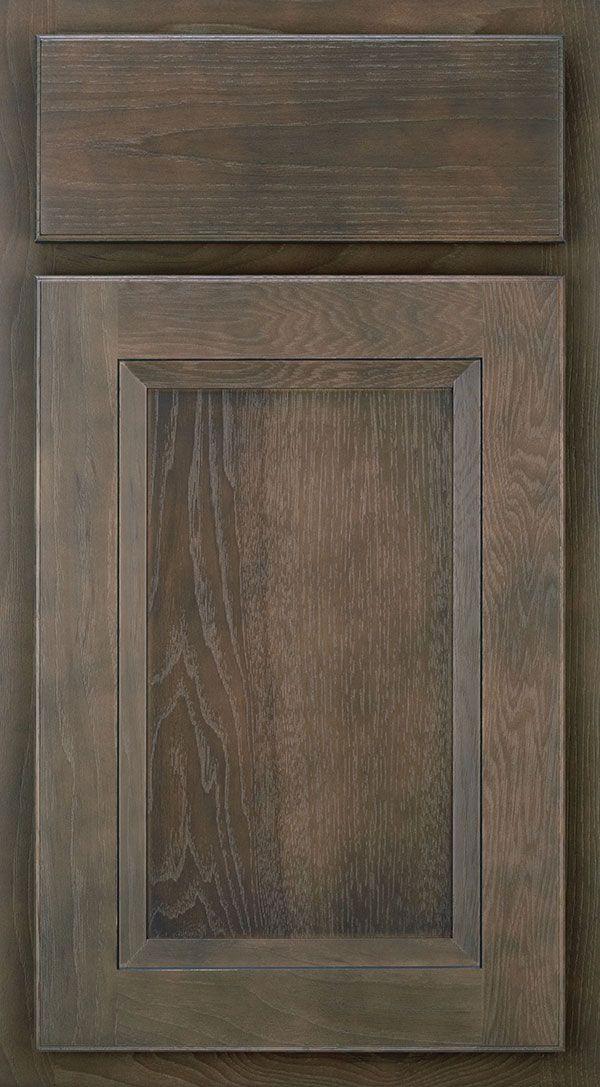 Lautner Is A Recessed Panel Cabinet Door With Crisp Clean