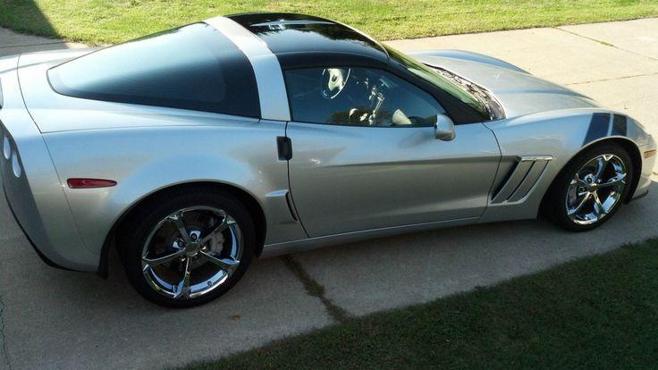 2012 Corvette Grand Sport Coupe