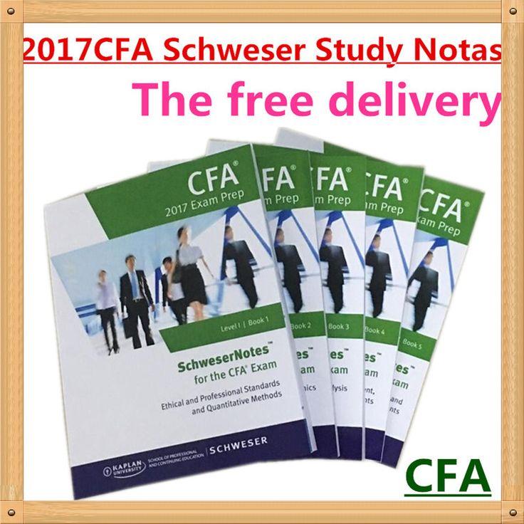 2017 CFA1 Level 1 Schweser Study Notes + 2017 CFA Practice Exams V1/ V2 + Formula List