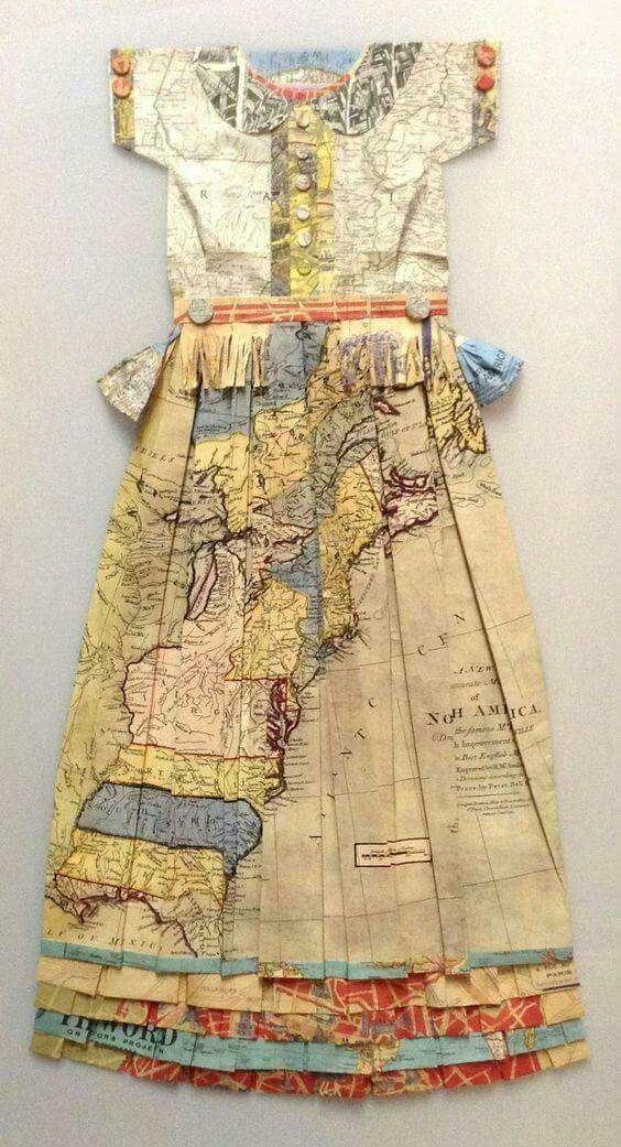 Elisabeth Lacourt... art, wearable art inspiration, textile design.