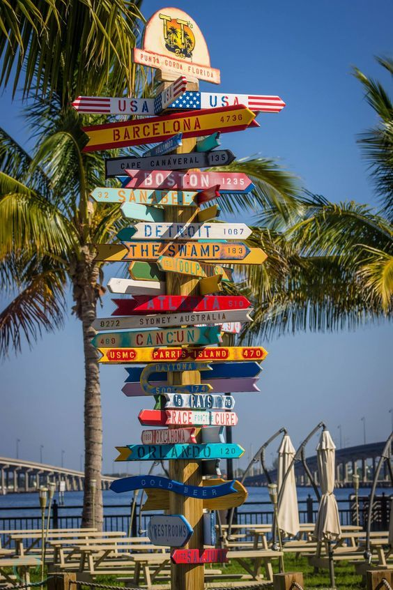 Do you know where this is in Punta Gorda, Florida ?