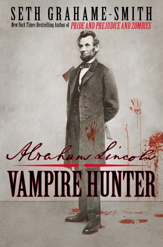 20th Century Fox has acquired the rights to the Seth Grahame-Smith fantasy graphic novel Abraham Lincoln: Vampire Hunter. The project is apparently the most
