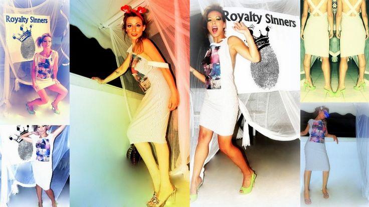 Royalty Sinners Girlz just wanna have fun.