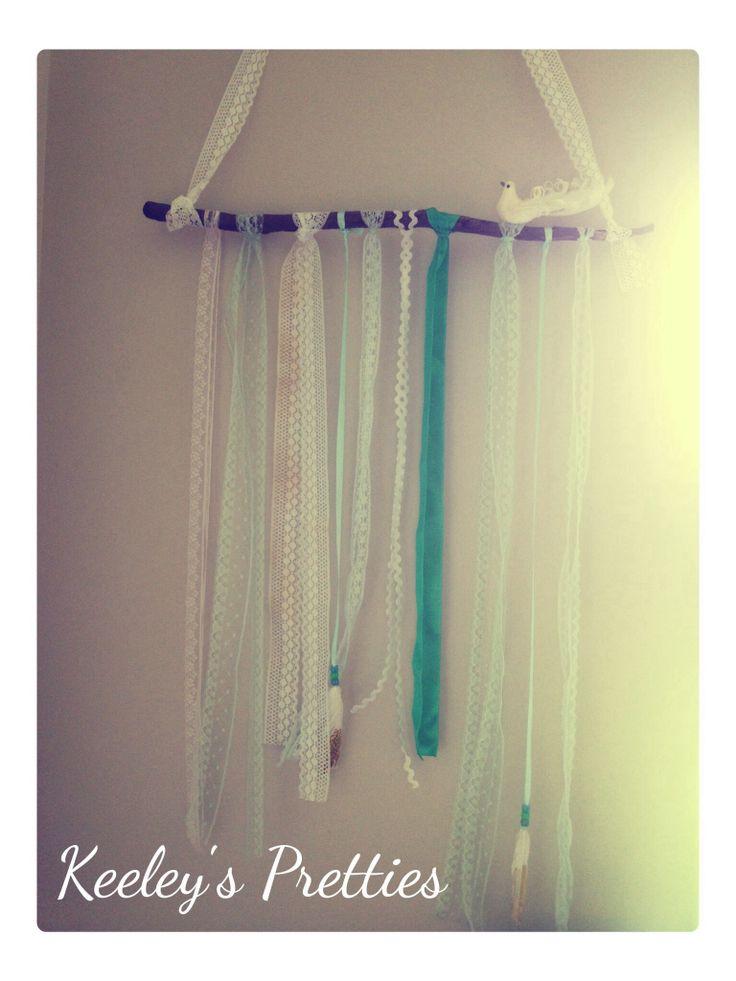 Boy wall hanger
