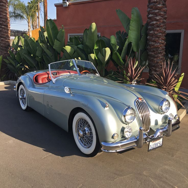 1954 Jaguar Xk140: 8 Best Beverly Hills Car Club Magazine Images On Pinterest