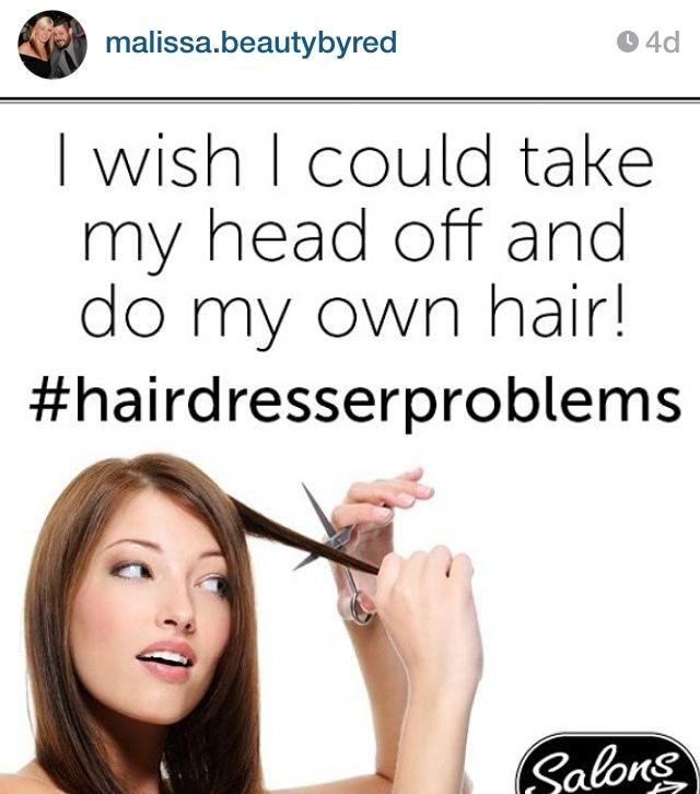 21 Ways to Spot a Hairdresser | Modern Salon
