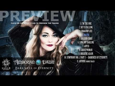 The Bible of Metal: DAY ON A SCREEN: AMBERIAN DAWN - DARKNESS OF ETERNITY (sampler)
