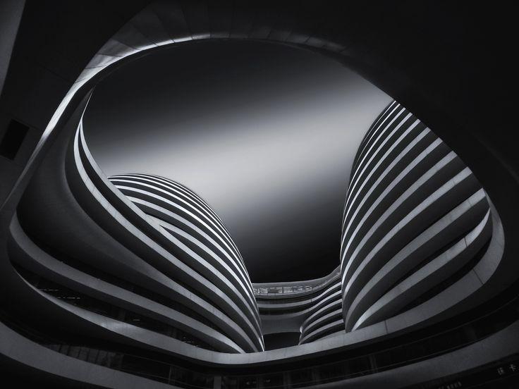 URBAN COMPLEX | LANDMARK - GALAXY SOHO BEIJING, by Zaha Hadid Architects